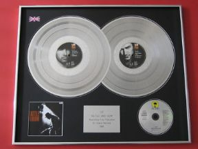 U2 - Rattle And Hum PLATINUM DOUBLE LP & CD